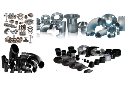 GI/MS/SS Pipes & Fittings