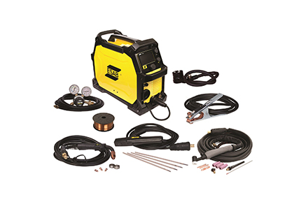 Electric Arc Welding Machine and Accessories